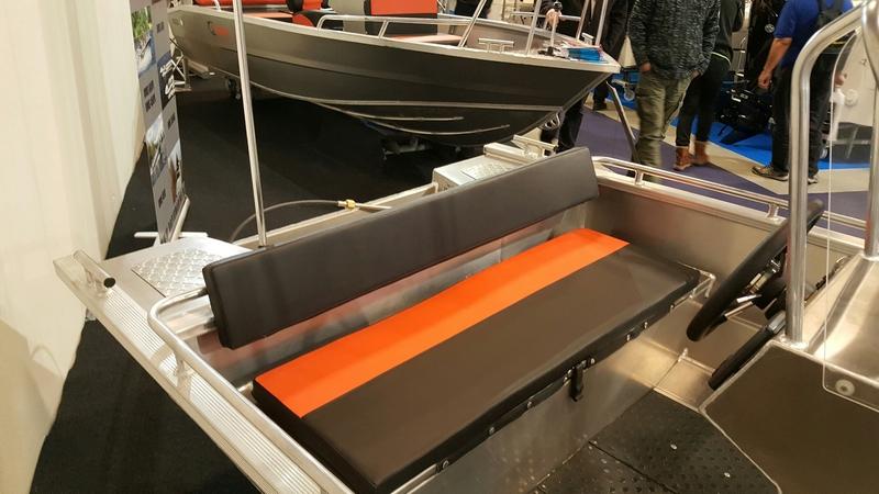 Onwijs UMS Tuna 410 CC Aluminium consoleboot   PT-61